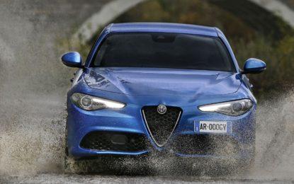 Alfa Romeo Giulia Veloce 2.0 Turbo Q4: Piacere di guida integrale