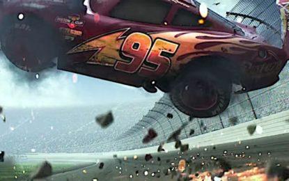 Cars 3: una storia che fa paura | Saetta McQueen lotta per la vita