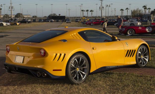 Ferrari SP275 RW Competizione: l'ultimo esemplare unico del Cavallino
