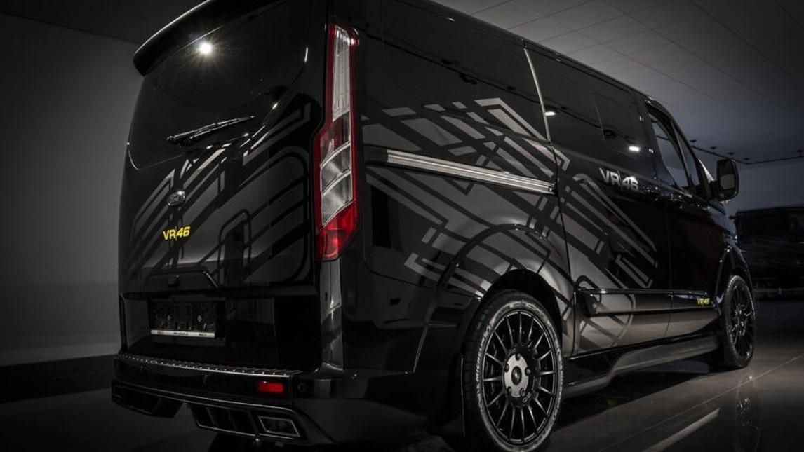 VR46 approda sui Ford Transit e Ranger