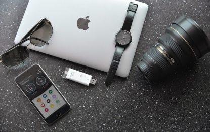 iType-C: la USB universale 4-in-1. 200GB in 60 secondi