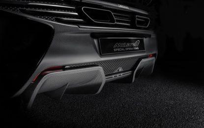 McLaren e la seduzione del carbonio