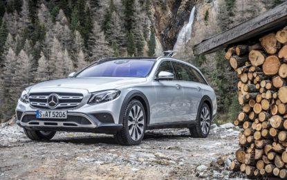 Mercedes Classe E 4Matic All-Terrain: Spirito eclettico