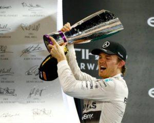 Lasciare il circus da campioni: Rosberg allunga la lista