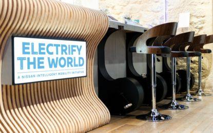 Electric Café: il drink si paga pedalando