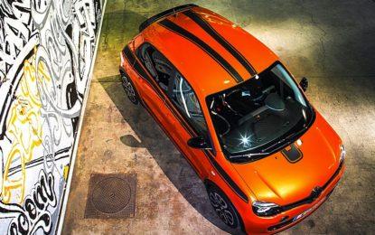 Renault Twingo GT: Turbo Citycar