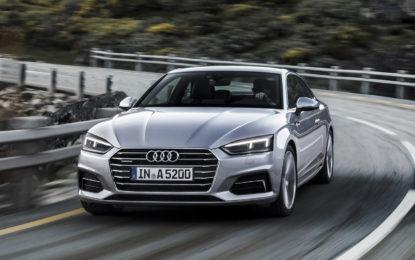 Audi A5 Coupé 2.0 TDI S tronic quattro: Avanguardia dinamica