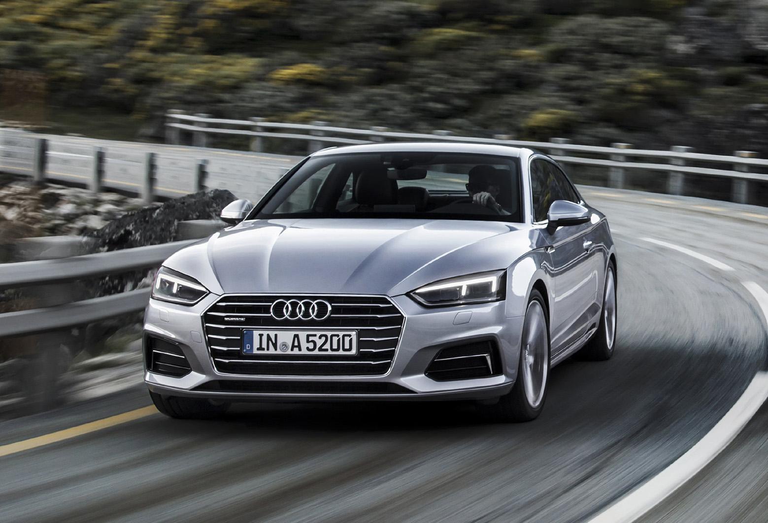 Audi A5 Coup U00e9 2 0 Tdi S  Dedicata Ai Grandi Viaggiatori