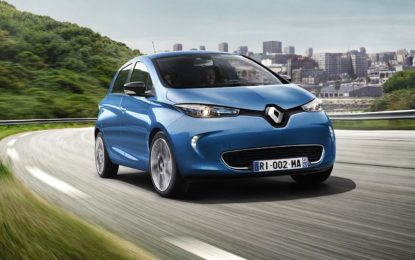 "Renault ZOE: La ""regina d'Europa"" si rinnova"