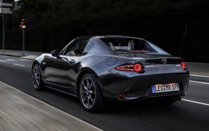 Mazda MX-5 RF: nuovo hard-top, stesse emozioni