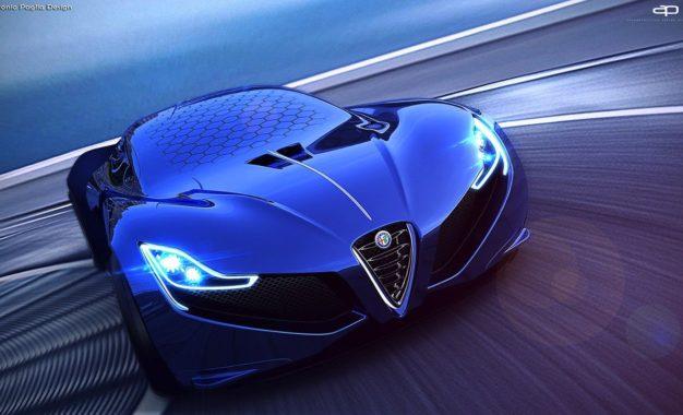 Alfa Romeo C18 concept: Sognando il futuro