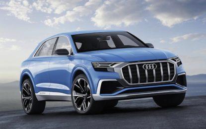 Audi Q8 Concept: Quando gli opposti si attraggono