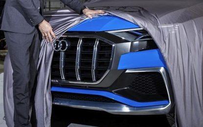 Audi Q8 Concept: L'alba di un nuovo giorno