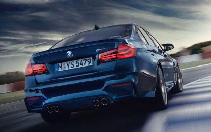 BMW M3: svelato il restyling di metà carriera [FOTO]