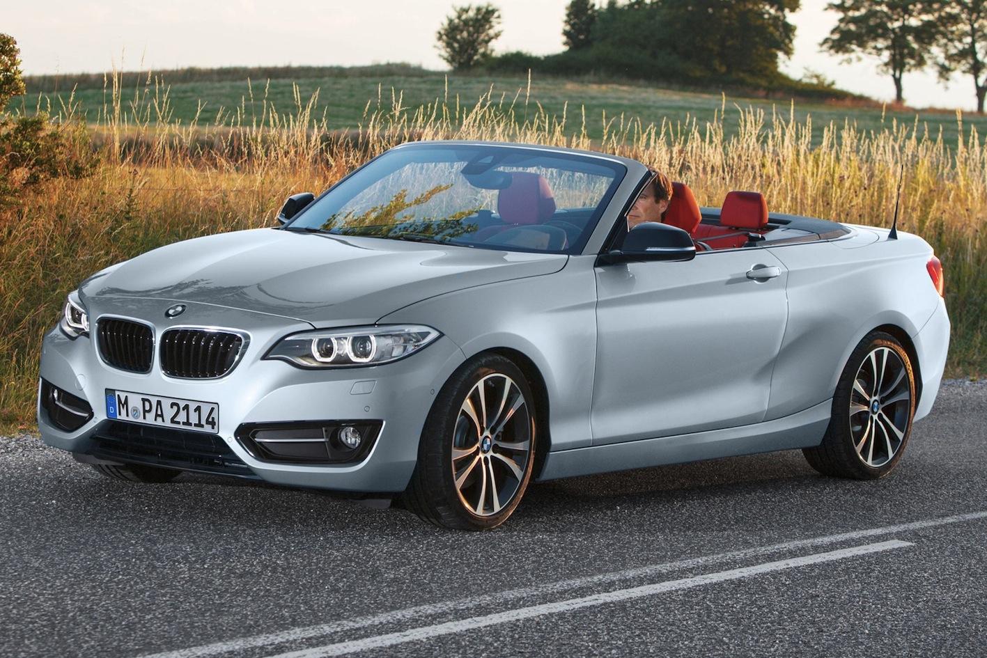 BMW SERIE 2 CABRIO-immagine