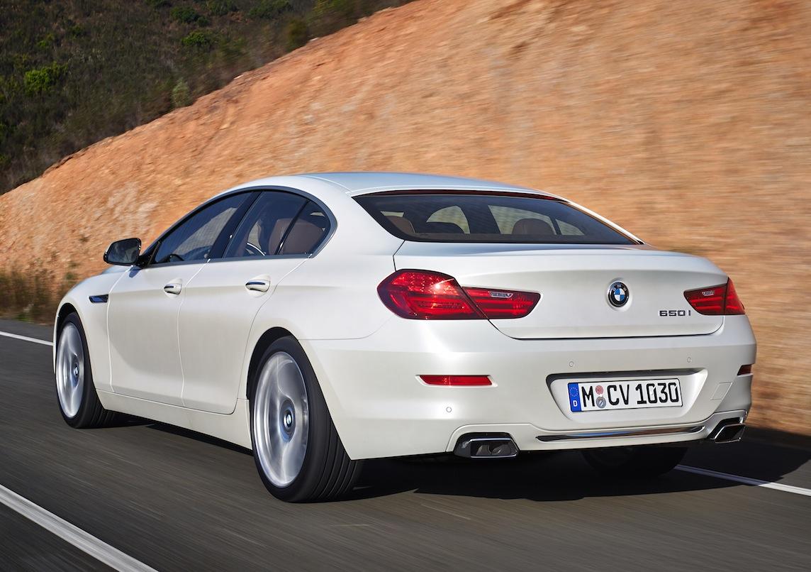 BMW SERIE 6 GC-immagine