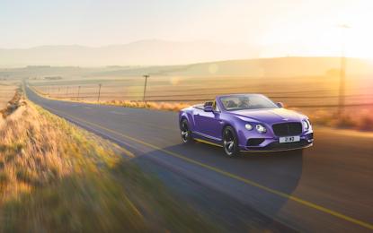 Bentley Continental GT V8 S Black Edition: Ancora più esclusiva