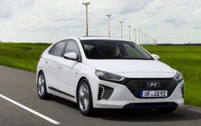 Hyundai IONIQ premiata ai GOOD DESIGN Awards 2016