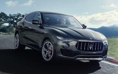 Maserati Levante S: Alto Granturismo