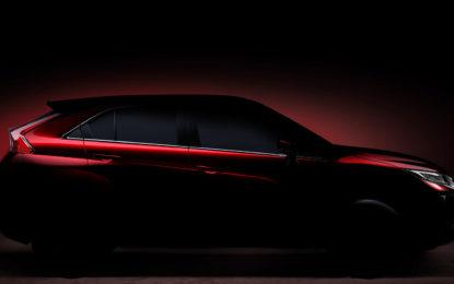 Mitsubishi: Premiere mondiale del nuovo SUV compatto