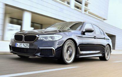 BMW M550i XDrive: Aspettando la M5