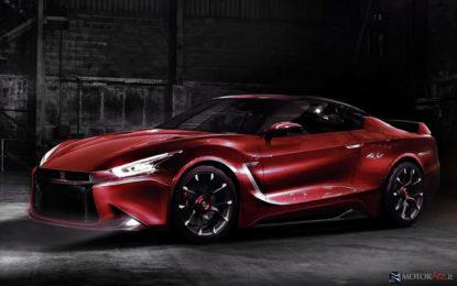 Nissan Z Concept: la probabile erede della 370Z