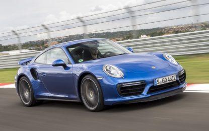 """Porsche 911 Turbo: Nata per passione e per andare""""forte"""""""