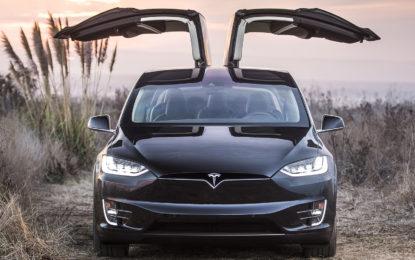 Tesla: continua la scalata al successo