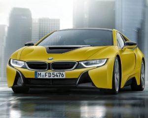 BMW i8 Protonic Frozen Black e Frozen Yellow Edition: ancora più speciali