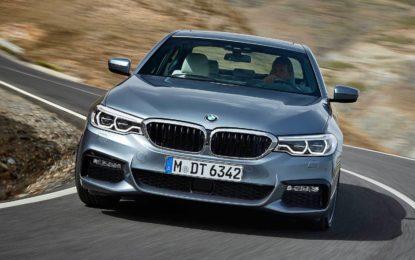 Nuova BMW Serie 5 berlina: Best in class