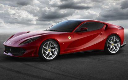 Ferrari 812 Superfast: La più potente di sempre