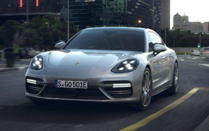 Porsche Panamera Turbo S E-Hybrid: 680 CV di pura energia