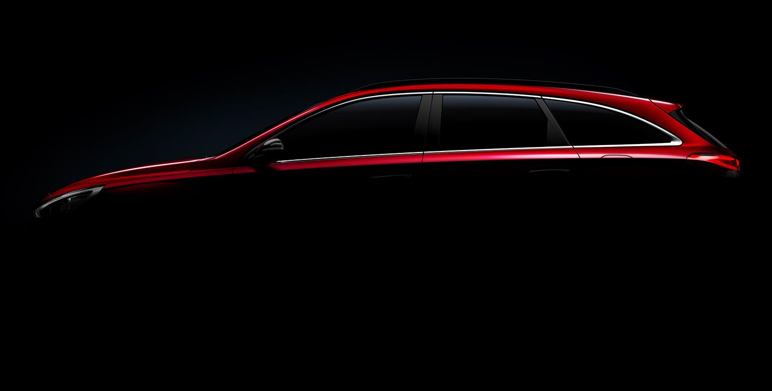 Nuova Hyundai i30 wagon, il primo teaser