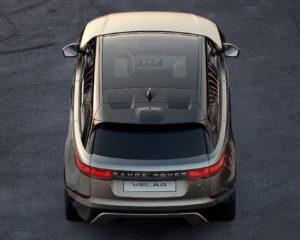 Range Rover Velar: il poker ha inizio