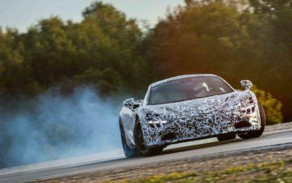 """Controllo attivo dello chassis: un'altra """"chicca"""" McLaren"""