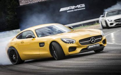 Se Mercedes non basta, gli sportivi puntano su AMG