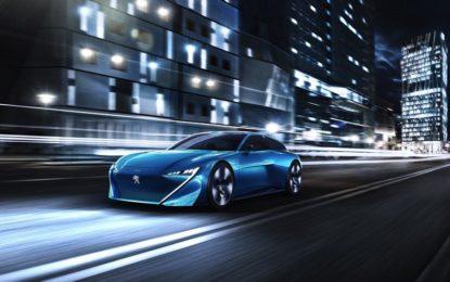 Instinct Concept Peugeot: l'auto che impara a capirti
