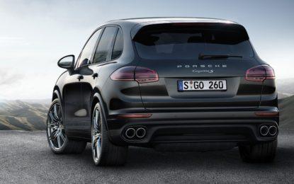 Porsche Cayenne S – Cayenne S Diesel Platinum Edition: Lusso su misura