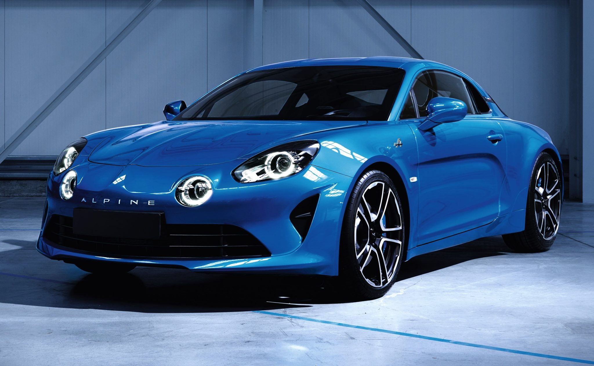 renault alpine a110 il grande ritorno motorage new generation. Black Bedroom Furniture Sets. Home Design Ideas
