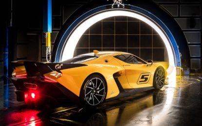 Fittipaldi EF7 Vision Gran Turismo: 600 cavalli per un sogno