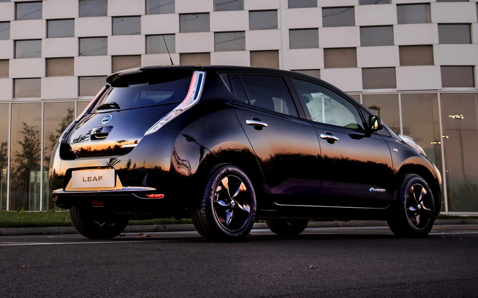 Nissan Leaf Black Edition In Vendita In Italia Motorage