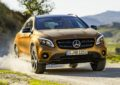 "Mercedes-Benz GLA: Ora ""strizza l'occhio"" all'off road"