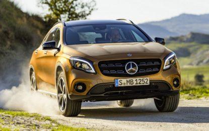 """Mercedes-Benz GLA: Ora """"strizza l'occhio"""" all'off road"""