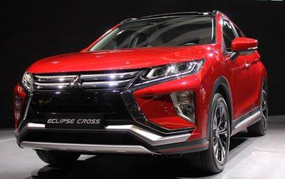 Mitsubishi Eclipse Cross: Come distinguersi dalla massa