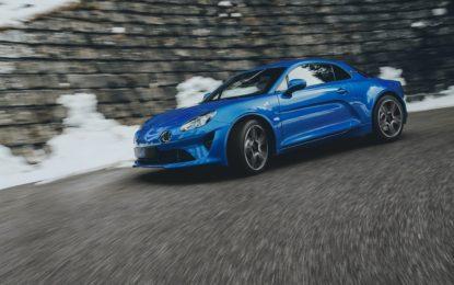 Alpine A110: rinascita di un mito
