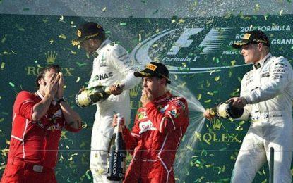 Formula 1. Impresa Ferrari a Melbourne: battuta la Mercedes