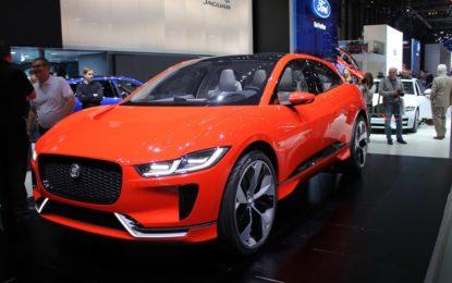 I-Pace Concept: la Jaguar più rivoluzionaria di sempre