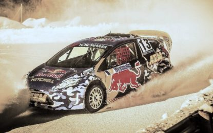 Rally X on Ice: finale a sorpresa