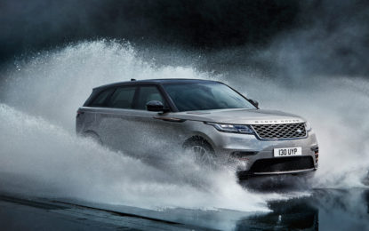Tutte le scommesse di Range Rover Velar