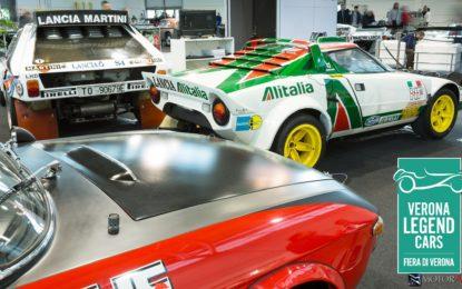 """Verona Legend Cars 2017:  Auto leggendarie per """"La sfida dei Campioni"""""""